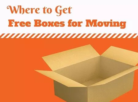 Where to Get Free Boxes for Moving
