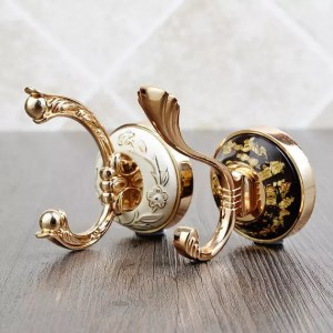 Chinese Style Wall Hook Metal Wall Hooks