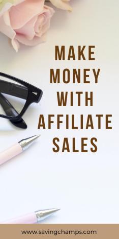 make money with Affiliate Marketing using blog