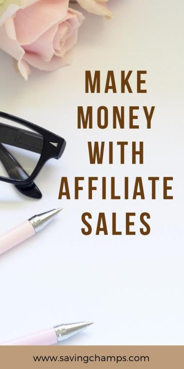 make money with Affiliate Marketing using blog