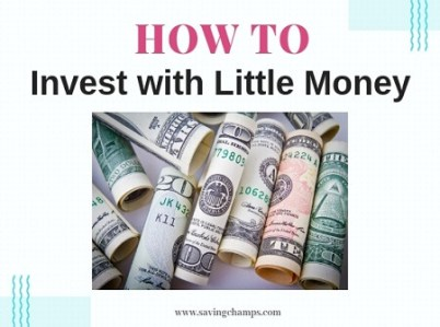 invest with little money