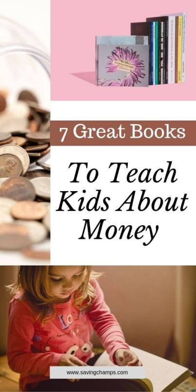 7 best books to teach kids about money