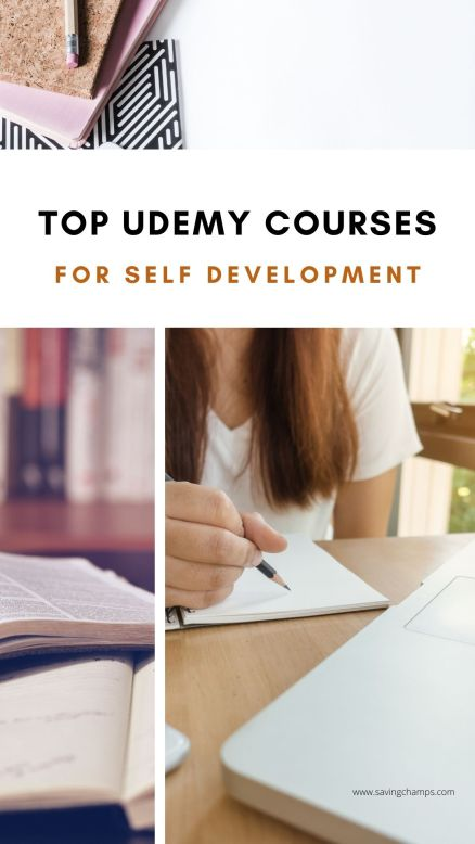 Top Udemy online courses