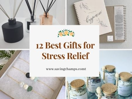 12 Best Stress-Relief Gifts: A Gift Guide for the Holiday Season