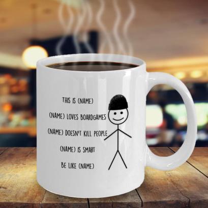 Funny Personalized Mug