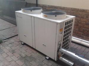 commercial heat pumps system