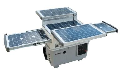 Wagan Portable Solar Power Generator