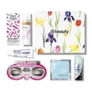 Target | April Beauty Boxes Only $7