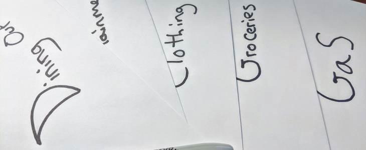 Envelope method