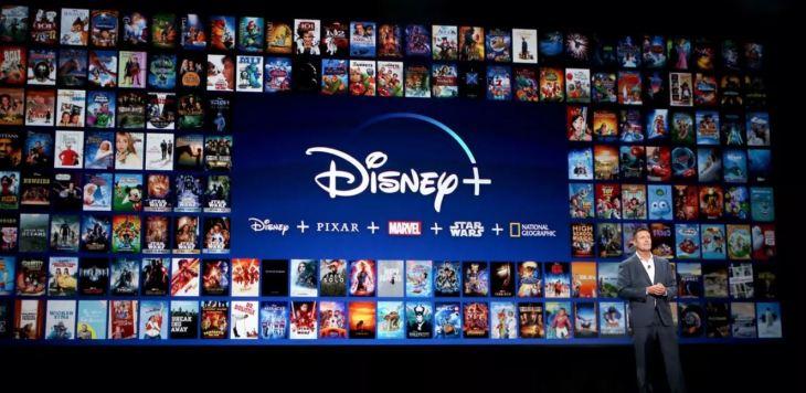 Disney plus day one
