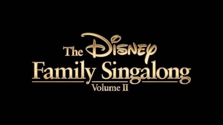 Disney Family Singalong Volume 2