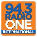 94.3 Radio One Logo