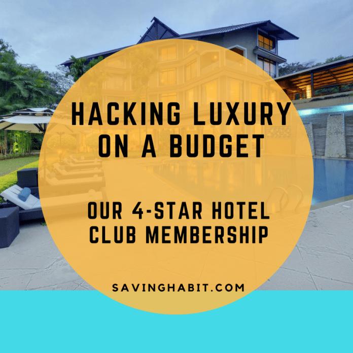 Hacking Luxury on budget