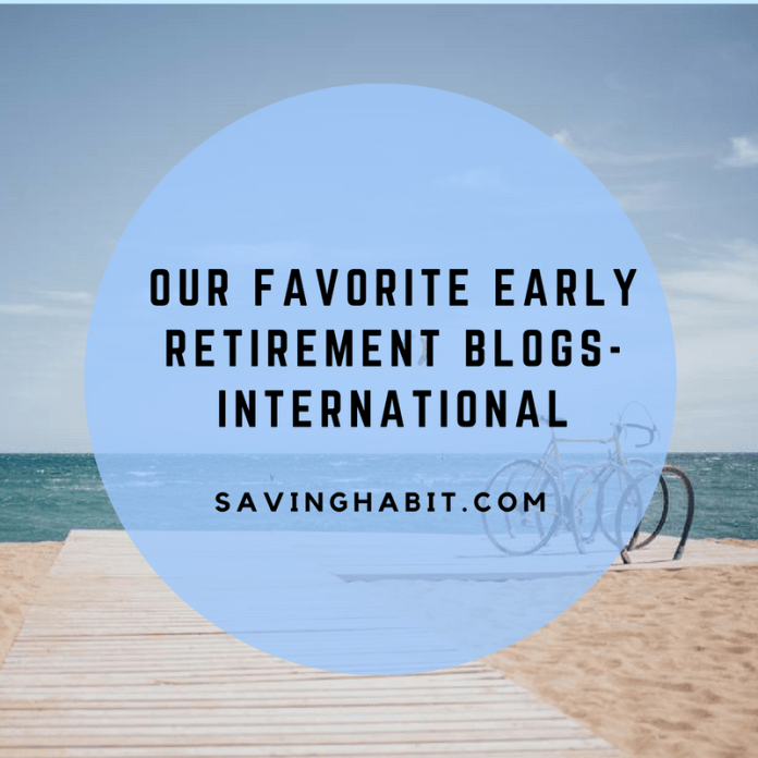 Favorite Early Retirement Blogs