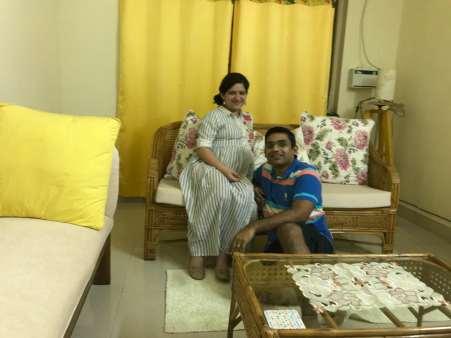 Naren and Sugandha