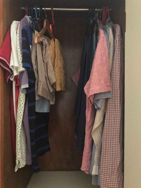 Naren's Capsule Wardrobe
