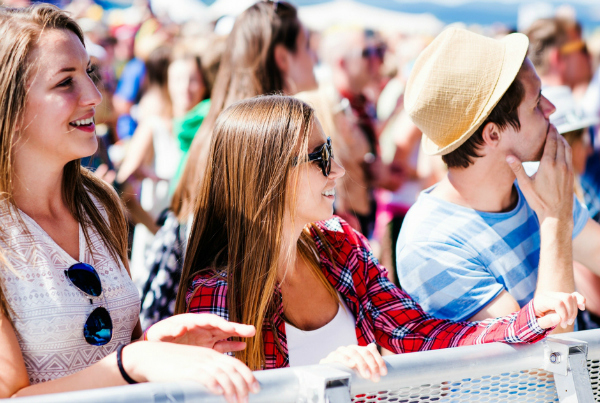 Save money while travelling by checking out free festivals in the area you're visiting