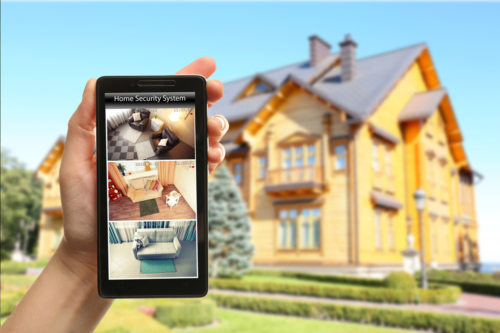 2 1 This Genius System Lets You Protect Your Home With a Smartphone