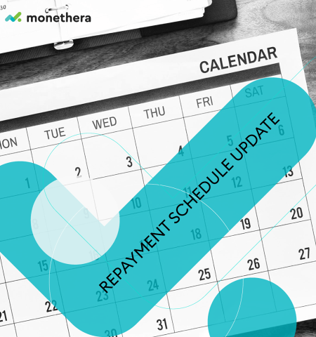 Monethera Repayment Schedule @ Savings4Freedom