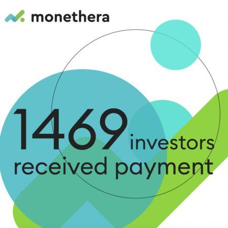 Monethera Number Investors @ Savings4Freedom