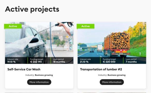 Monethera Projects @ Savings4Freedom