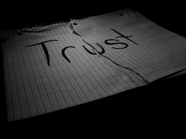 Broken Trust @ Savings4Freedom
