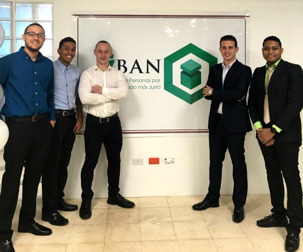 iBAN Team Photo LATAM @ Savings4Freedom