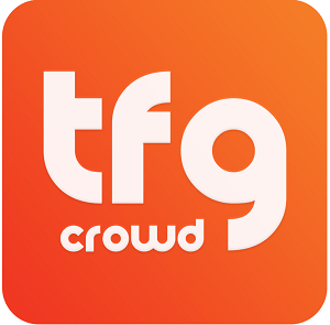 TFG Crowd Logo @ Savings4Freedom