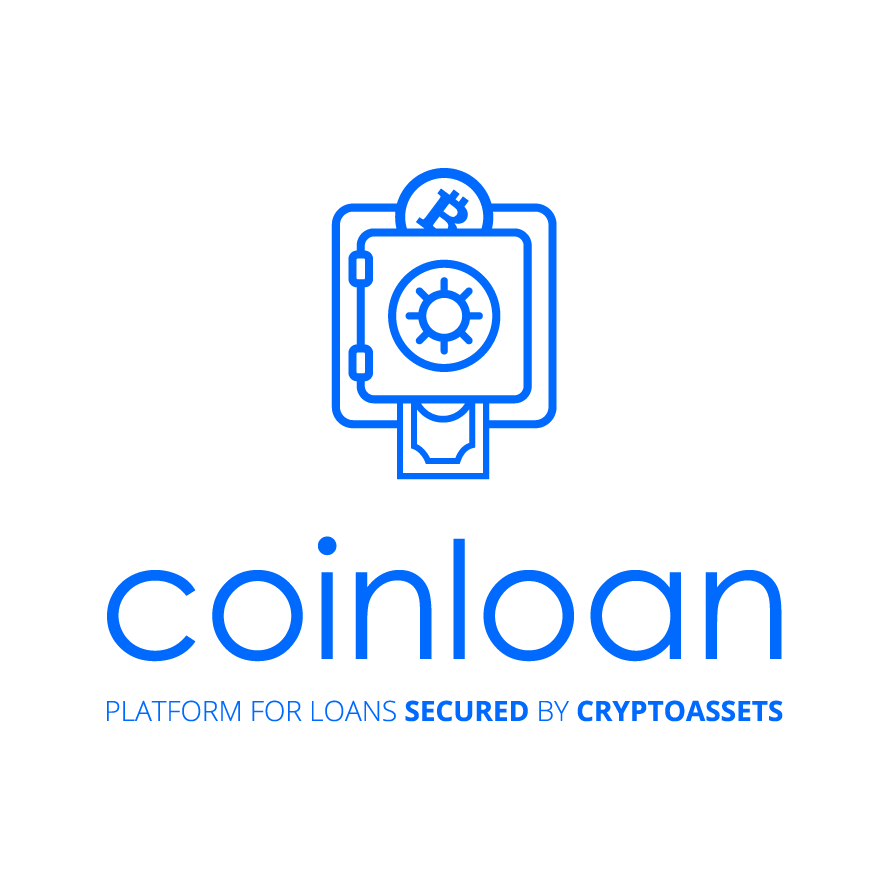 Coinloan Logo @ Savings4Freedom