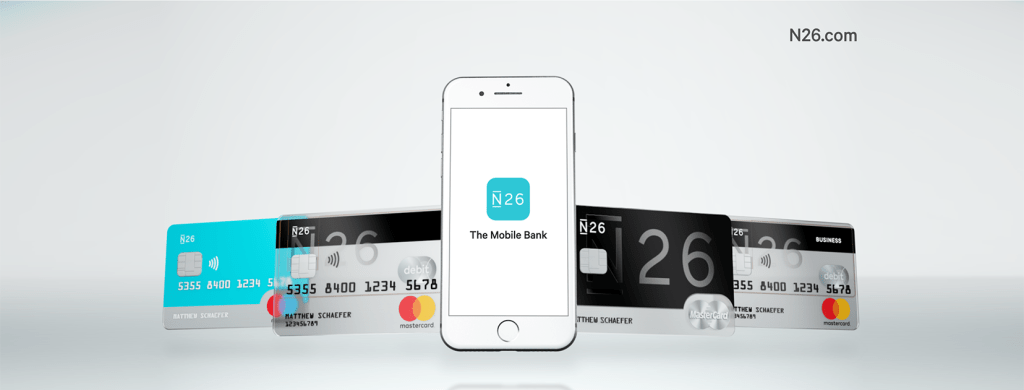 N26 The Mobile Bank @ Savings4Freedom