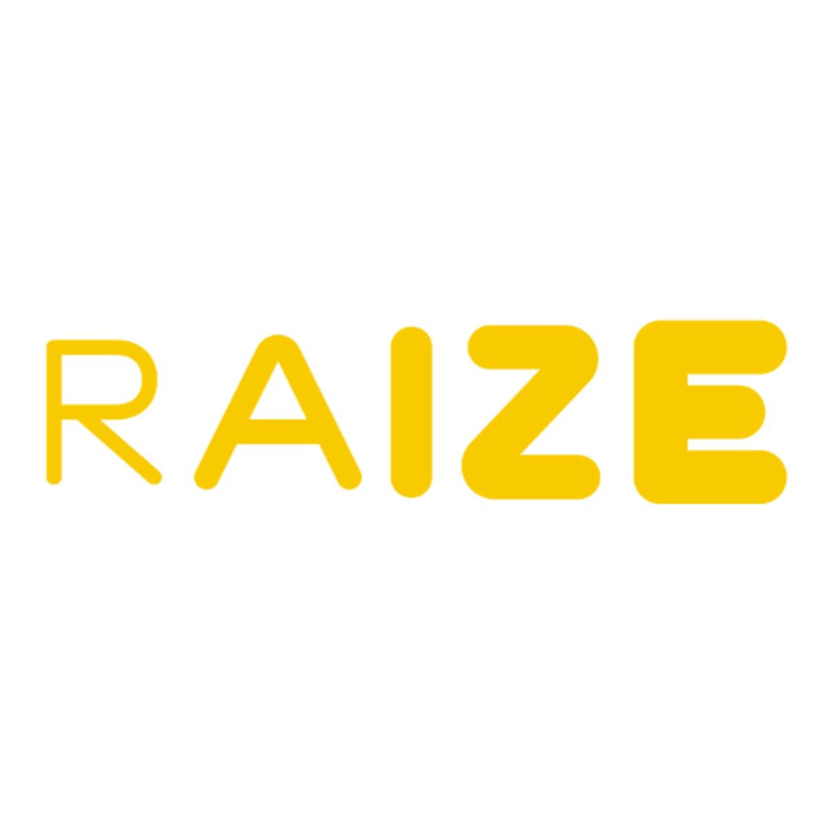 Raize Logo @ Savings4Freedom