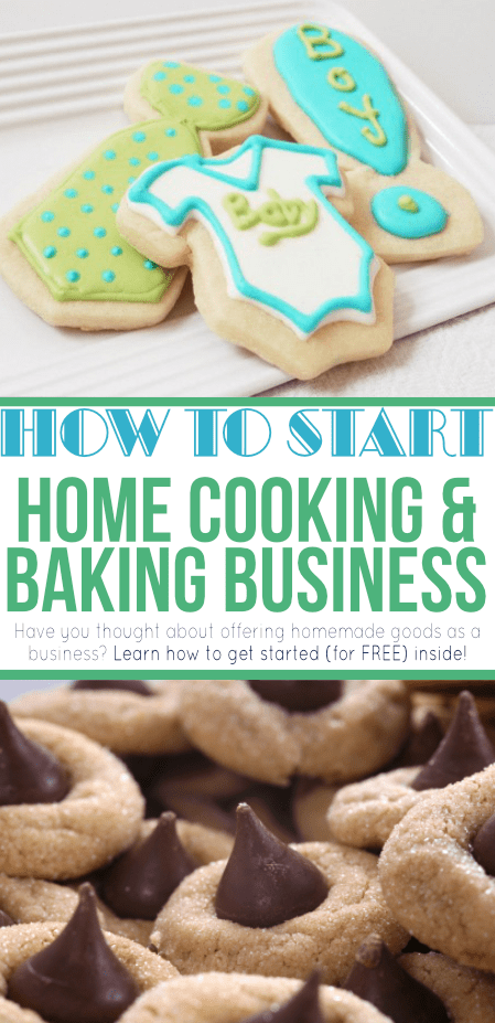 Home Cooking or Baking Business