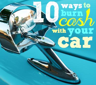 Save money on cars