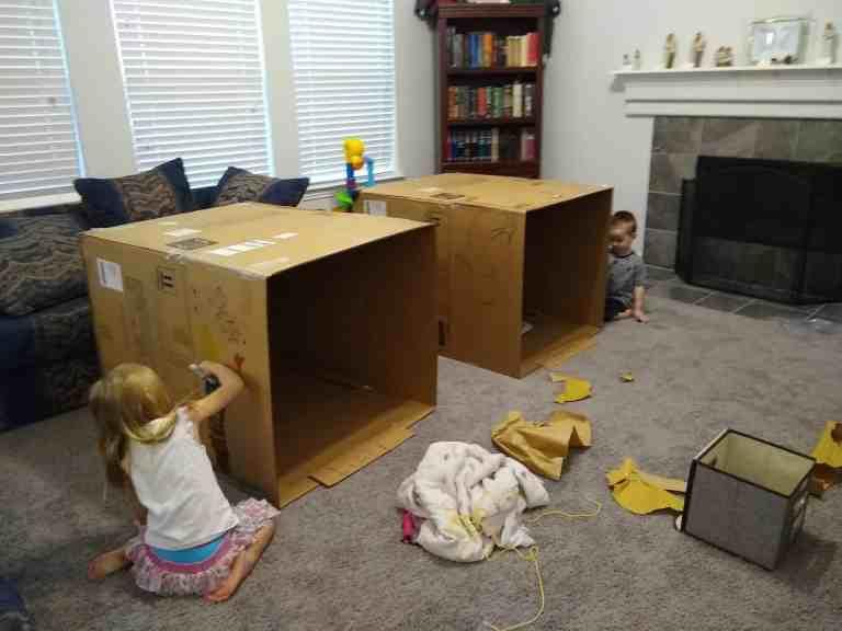 45 Free Ideas To Entertain Your Kids