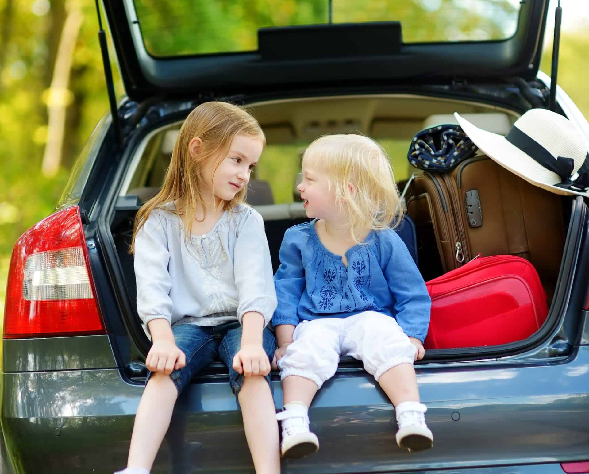 How to Take a Road Trip With Kids by Yourself