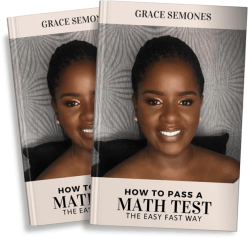 free ebook my Grace Semones how to pass a math test