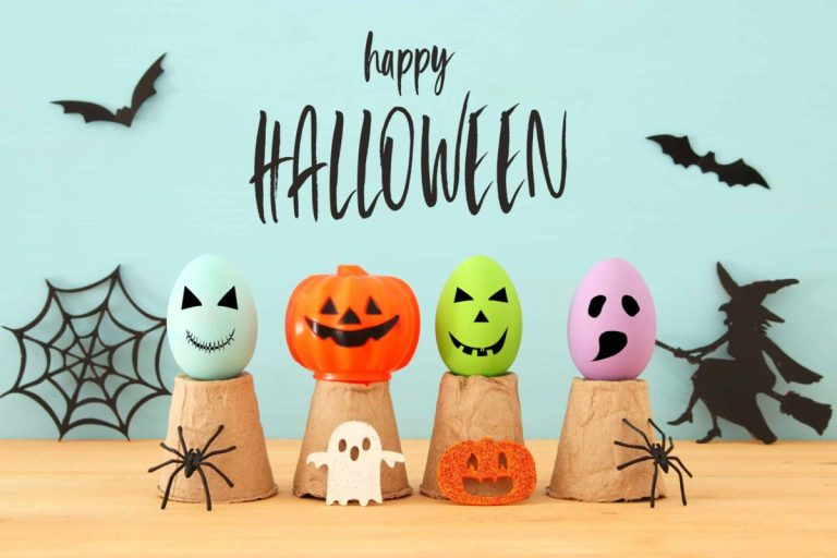 Halloween Trick-or-Treat Alternative