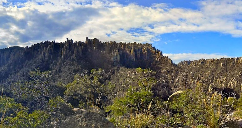 Weekend in Chiricahua, Part 2: Hiking in Chiricahua