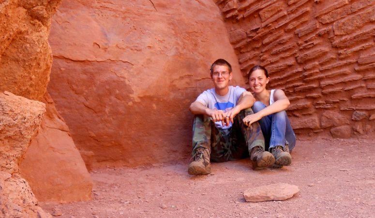 Flagstaff Day 2: Craters, Canyons, and Pueblos