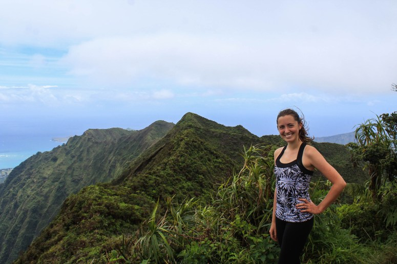 oahu trail guide beautiful challenging hawaii hike kulepeamoa ridge to hawaii loa loop trail honolulu hawaii