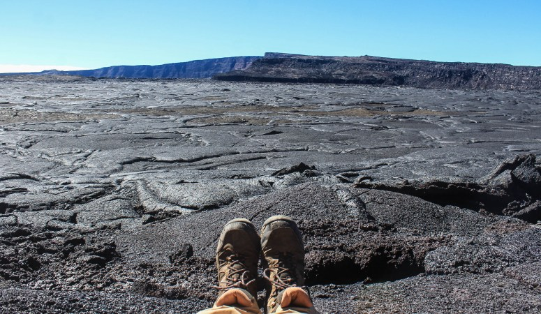 Backpacking Mauna Loa // Day 2