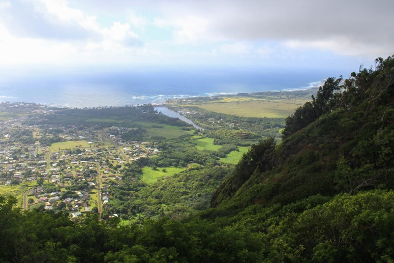Hiking Nounou Mountain in Wailua, Kauai
