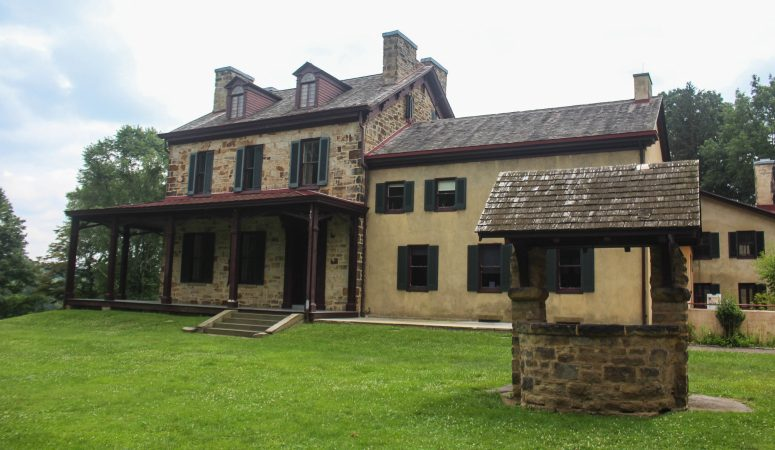Friendship Hill, Fort Necessity, and Ohiopyle