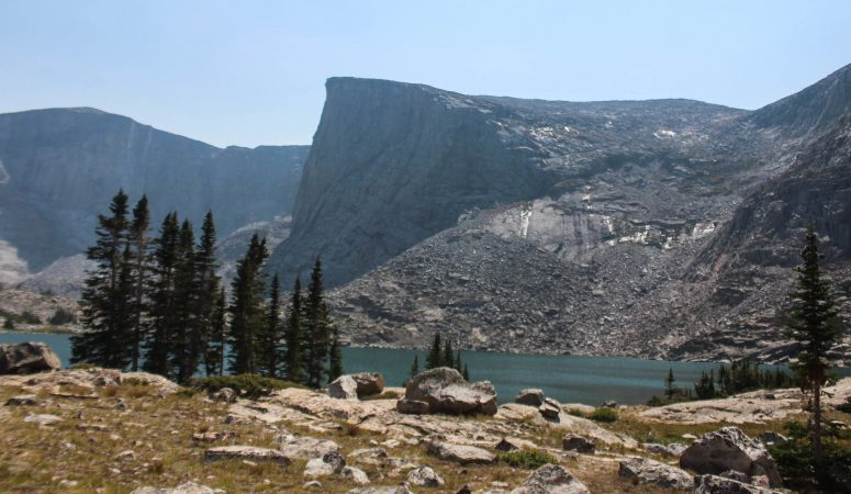 Hiking to the Lost Twin Lakes