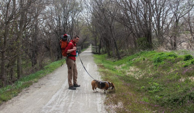Wabash Trace Trail / Silver City to Gaston Ave