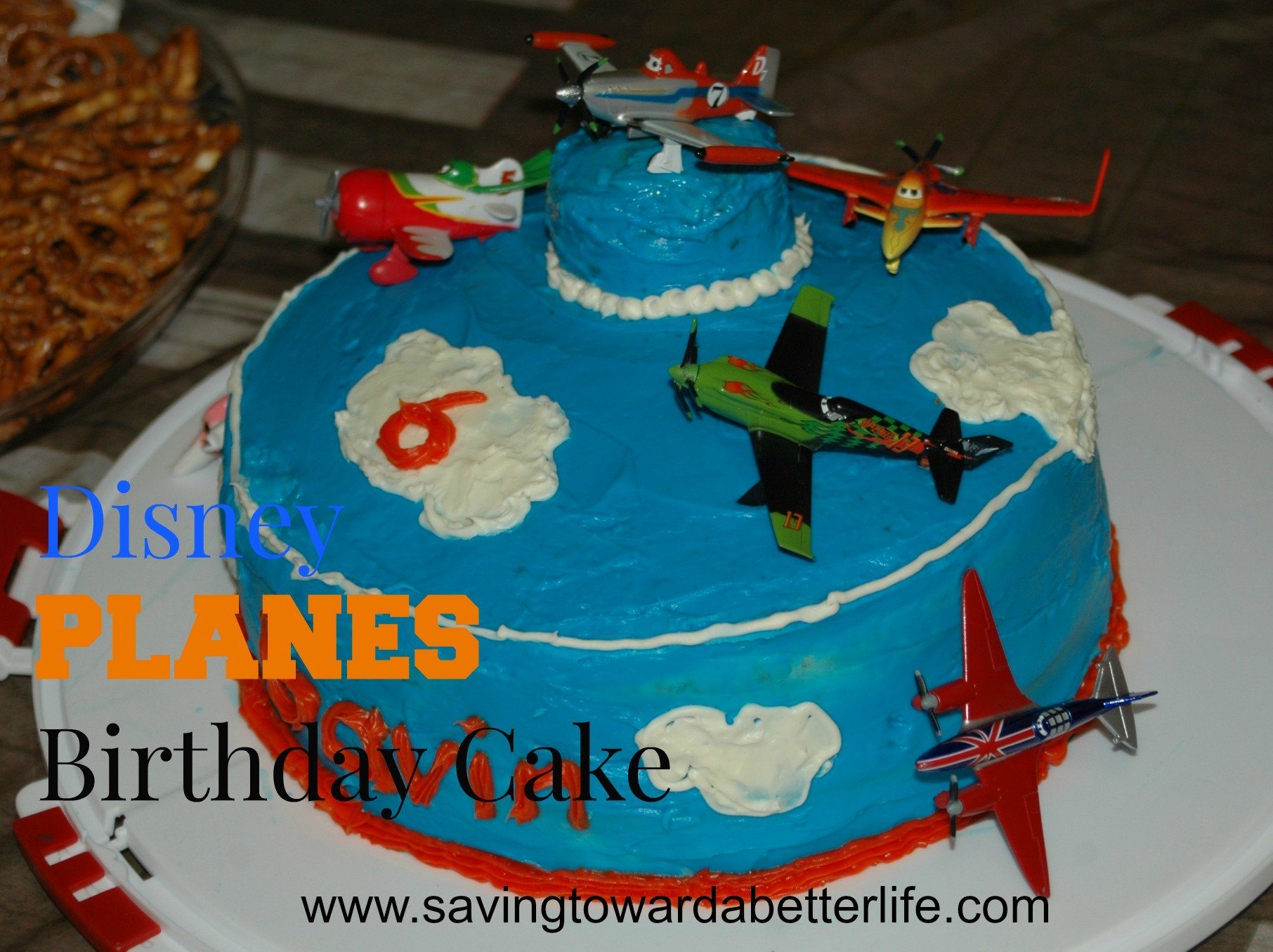 Disney Planes Birthday Party Supplies And Ideas