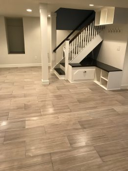 Scarsdale Basement Family Room
