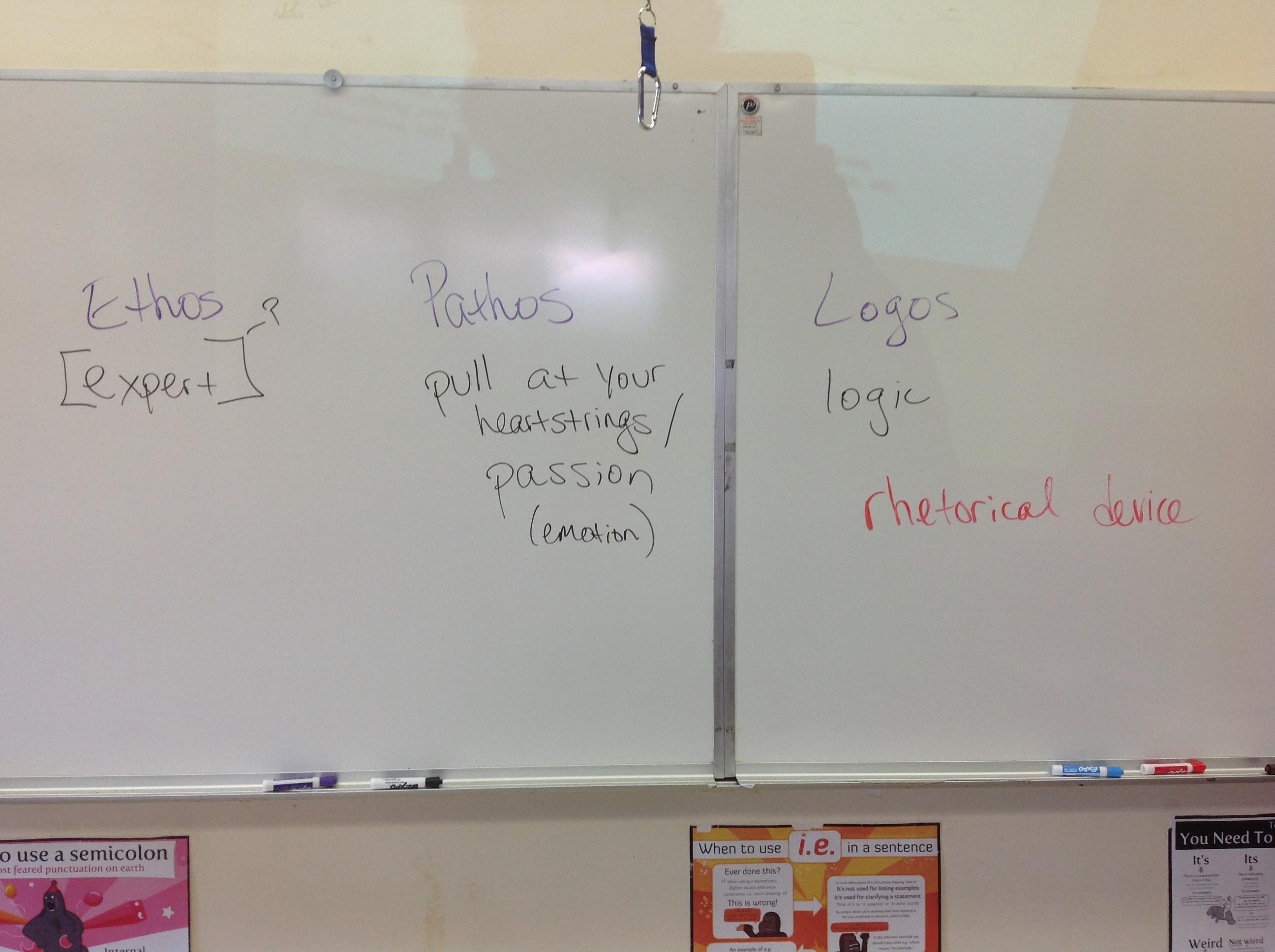 Ethos Pathos Logos Worksheet Examples | Printable Worksheets and
