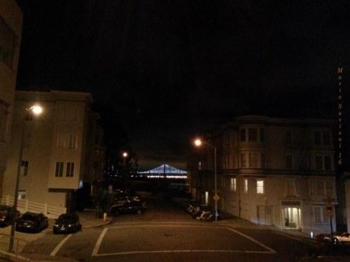 Bay Bridge and square lines copy