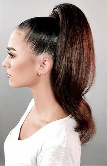 Horsetail: Hairstyle that can be used 7 days a week - 3